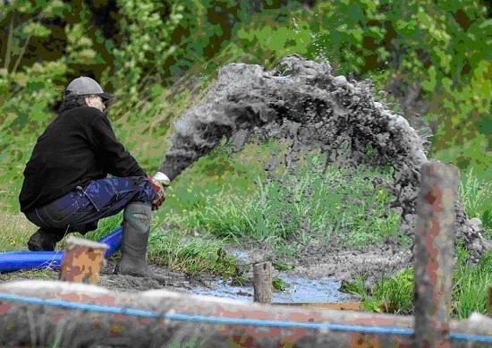 Cách chọn mua máy bơm bùn