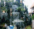 Máy bơm tạo thác nước