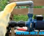 Hướng dẫn sử dụng máy bơm nước thải