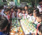 Ra mắt mô hình trường học xanh
