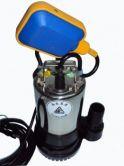 Máy Bơm Chìm Hút Nước Thải 1/3HP HSM240-1.25 26T ( Có phao)