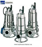 Máy bơm chìm hút bùn Inox Ebara nhập khẩu DW VOX 100