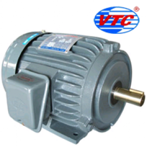Motor khía 3 phase 1HP VTC  6P