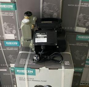 Máy bơm nước nóng tăng áp tự động RHEKEN JLm60 400A (Japan)