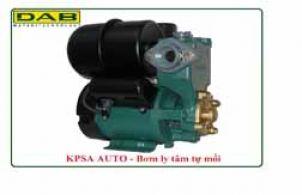Máy bơm tăng áp Italy 300W DAB KPSA 20/10 Auto